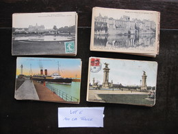 CPA - Carte Postale - Lot De 100 Cartes Postales De France - ( Lot 6 ) - Ansichtskarten
