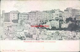 Ad372 - Panorama Di Cagliari - Inizio 900 - Cagliari