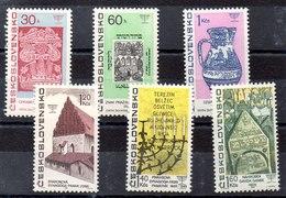 Serie De Checoslovaquia N ºYvert 1569/74 (**) - Tschechoslowakei/CSSR