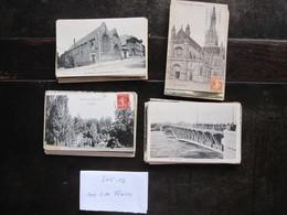 CPA - Carte Postale - Lot De 100 Cartes Postales De France - ( Lot 12 ) - Cartes Postales
