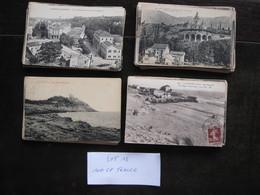 CPA - Carte Postale - Lot De 100 Cartes Postales De France - ( Lot 15 ) - Cartes Postales