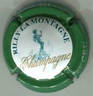 CAPSULE-CHAMPAGNE RILLY LA MONTAGNE N°43 1er Cru Contour Vert - Rilly La Montagne