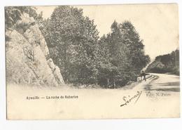Aywaille La Roche De Rabarive Carte Postale Ancienne - Aywaille