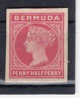 BERMUDES - ENTIER POSTAL -  Decoupe De Carte Postal - Bermuda