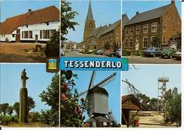Groeten Uit Tessenderlo  (6 Zichten) - Tessenderlo