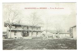 ALLIER 03 DOMPIERRE SUR BESBRE Ferme Bourbonnaise - France