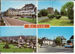 Groeten Uit St. Vith  (4 Zichten) - Sankt Vith