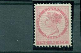 Prince Edward - Inseln, Königin Victoria. Mi.-Nr. 6 A Falz * - Prince Edward (Island)