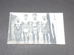CONGO - Carte Postale - Rois De Cocoli Et Leurs Femmes - L 19486 - Congo Français - Autres