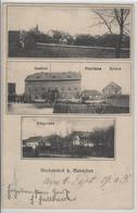 Bockendorf Bei Hainichen - Erbgericht, Gasthof, Pfarrhaus, Schule, Belebt - Autres