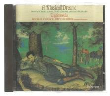 Cd , A MUSICALL DREAME ,Michael Chance ,David Cordier, Tragicomedia , Stephen Stubbs , 2 Scans ,  Frais Fr 3.60 E - Classique