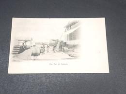 CONGO - Carte Postale - Une Rue De Cotonou - L 19487 - Congo Français - Autres