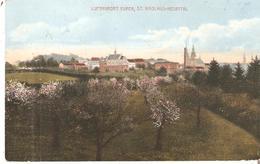 CP. LUFTKURORT EUPEN, St. NIKOLAUS-HOSPITAL Cachet Trésor Et Postes 16/1/19 Dericum - Eupen