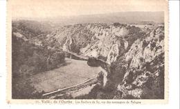 Vallée De L'Ourthe-Les Rochers De Sy Vus Des Montagnes De Palogne-Edit.Ferme De Palogne (Vieuxville-Ferrières)+/-1935 - Ferrières
