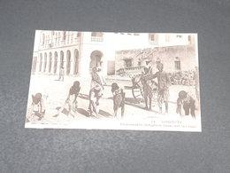 DJIBOUTI - Carte Postale - Prisonniers Indigènes Balayant Les Rues - L 19493 - Djibouti