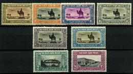 3088-Sudan Nº 21/5, 28, 33, 40 - Sudan (1954-...)