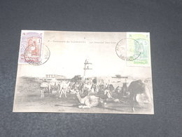 DJIBOUTI - Carte Postale - Le Marché Des  Bois - L 19494 - Djibouti