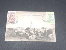 DJIBOUTI - Carte Postale - Le Marché Des  Bois - L 19494 - Gibuti