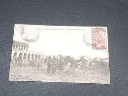 DJIBOUTI - Carte Postale - Le Marché Somali - L 19495 - Gibuti