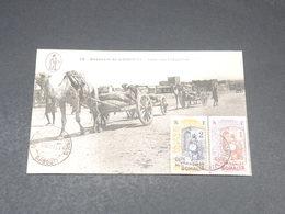 DJIBOUTI - Carte Postale - Chariots Indigènes - L 19498 - Djibouti