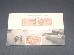 DJIBOUTI - Carte Postale - La Rade - L 19500 - Gibuti
