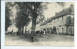 Dangé-La Place - Dange Saint Romain