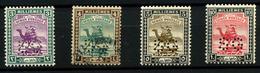 3086-Sudan Nº 46/49, - Sudan (1954-...)