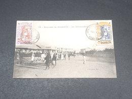 DJIBOUTI - Carte Postale - Le Débarcadère - L 19504 - Gibuti