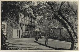 CPA DANEMARK AARHUS La Vieille Ville - Den Gamle By 1933 - Denmark