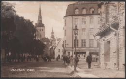 Estonia: Tallin, Suur-Karja Tänav 1927 - Estonia