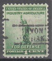 USA Precancel Vorausentwertung Preo, Locals South Dakota, Avon 729 - Vereinigte Staaten