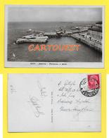 CPA LIVORNO -TERRAZZA A MARE 1931 - FORMATO PICCOLO - Livorno