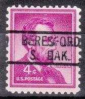 USA Precancel Vorausentwertung Preo, Locals South Dakota, Beresford 819 - Vereinigte Staaten