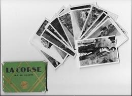 Pochette Cartes Postales 20 Cartes LA CORES Ile De Beauté - Ajaccio