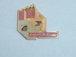 Pin's FRANCE TELECOM, AMICALE DE DIEPPE - France Telecom