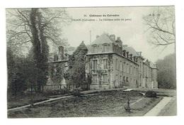 CALVADOS 14 THAON Le Château Coté Du Parc - France