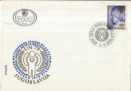 Joegoslavië - FDC 01-03-1979 - Internationales Jahr Des Kindes - M 1779 - FDC