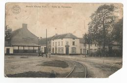 Heverlee Groenveld Tervuurse Poort Oude Postkaart Tervuersche Poort Champ Vert - Leuven