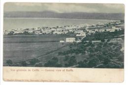 Caïffa, Vue Générale (3754) - Israel