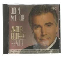 Cd , JOHN McCOOK , Amour , Gloire Et Beauté , 2 Scans ,  Frais Fr 3.60 E - Musica Di Film