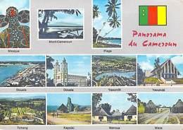 Afrique > Cameroun- PANORAMA Du CAMEROUN - Editions : HOA-QUI 4813 * PRIX FIXE - Cameroun