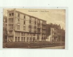 Blankenberge - Home Regina - Zeldzame Uitgave 1933 - Blankenberge