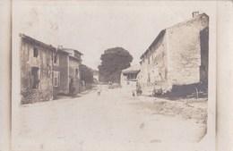 Carte Photo  : Sauvigny (55)  Une Rue      Très Rare - Otros Municipios