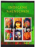 RRR344 UNO WIEN 2012 MICHL (758/63) BLOCK 32 Gestempelt SIEHE ABBILDUNG - Wien - Internationales Zentrum