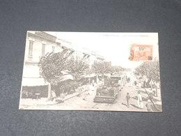 TUNISIE - Carte Postale - Ferryville - Avenue De France ( Tramway ) - L 19518 - Tunisie