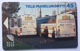 Buses , Finland - Finland