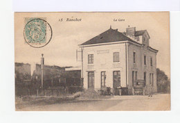 Ranchot. La Gare. (2961) - Villers Farlay