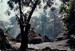 Afrique En Couleurs Africa In Pictures Village Africain  (A) (Editions : 3649 Photo HOA QUI) *PRIX FIXE - Non Classés