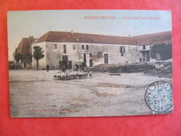CPA - PLESSIS TREVISE - FERME - Le Plessis Trevise