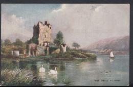 Ireland Postcard - Ross Castle, Killarney    DC1671 - Kerry
